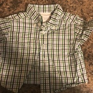 Other - Baby button up 6 month